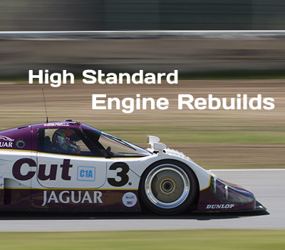 We supply high standard engine rebuilds