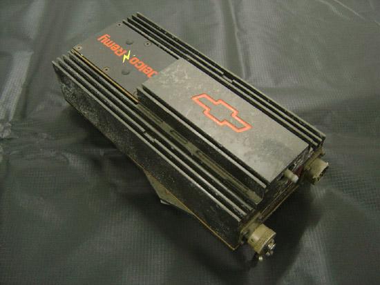 Chevrolet spark box