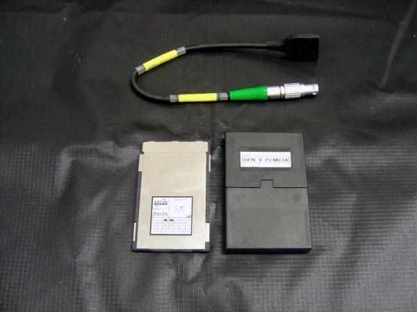 Gen V PCMCIA Card