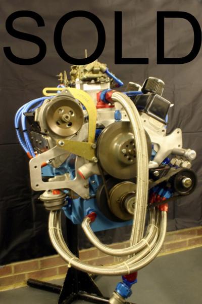 1992 Nascar Engine