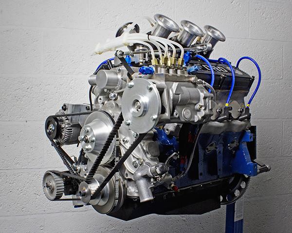 Weslake V6