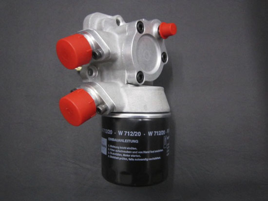 All new wet sump oil pump for Lotus Twin Cam