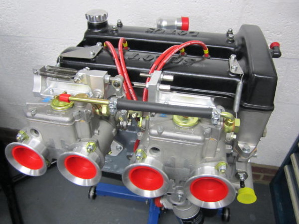 Lotus Twin Cam