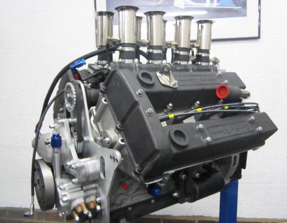 Coventry Climax FWMV 1.5L V8