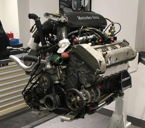 Mercedes C11 M119